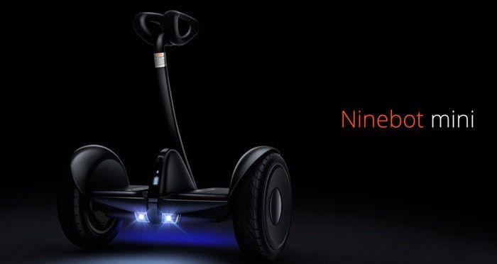 купить персональный транспорт Xiaomi Ninebot mini black цены, скидки, распродажи в интернет-магазине fishki.ua