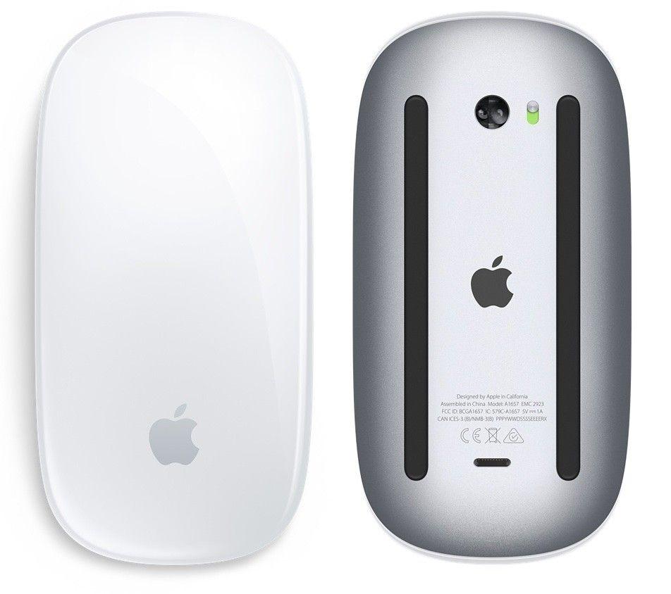 купить мышь Apple Magic Mouse 2 MLA02 white цены, скидки, распродажи в интернет-магазине fishki.ua