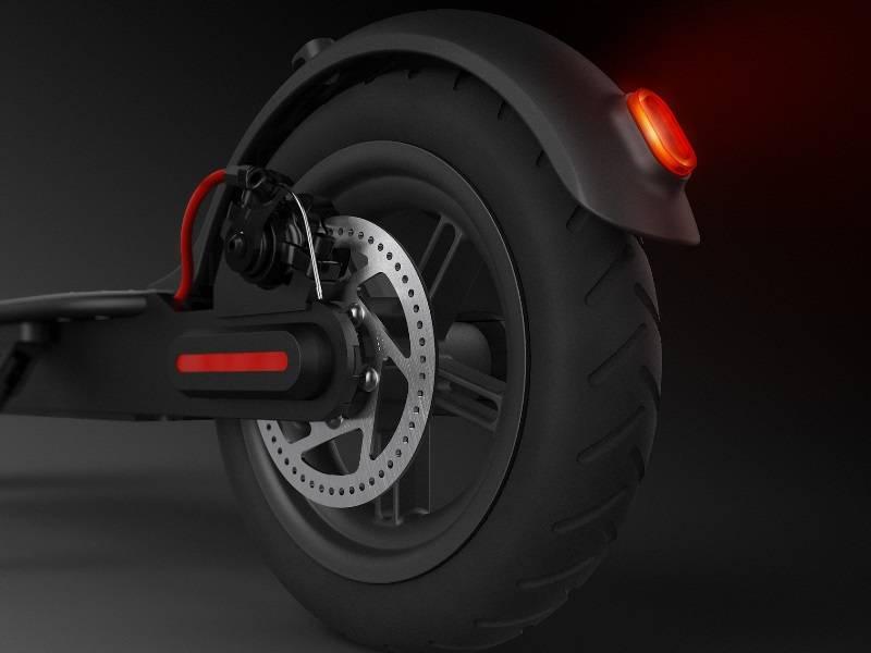 купить персональный транспорт Xiaomi Mi Electric Scooter black цены, скидки, распродажи в интернет-магазине fishki.ua