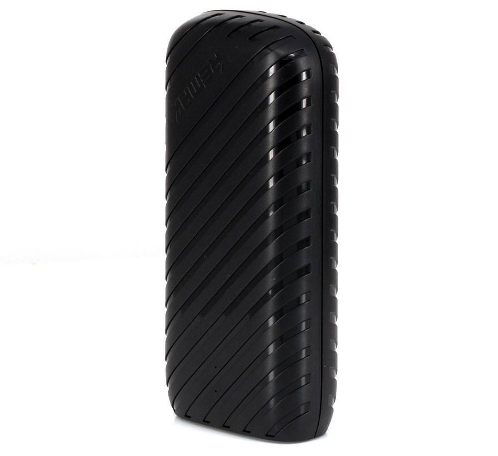 купить портативную батарею Remax Power Bank Pineapple Series 5000 mAh black цены, скидки, распродажи в интернет-магазине fishki.ua
