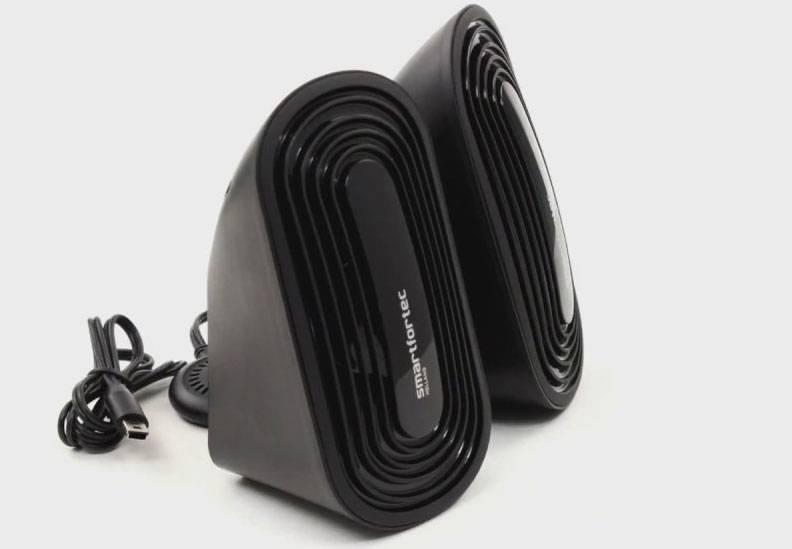 купить портативную акустикy Smartfortec 2.0 K5 black цены, скидки, распродажи в интернет-магазине fishki.ua