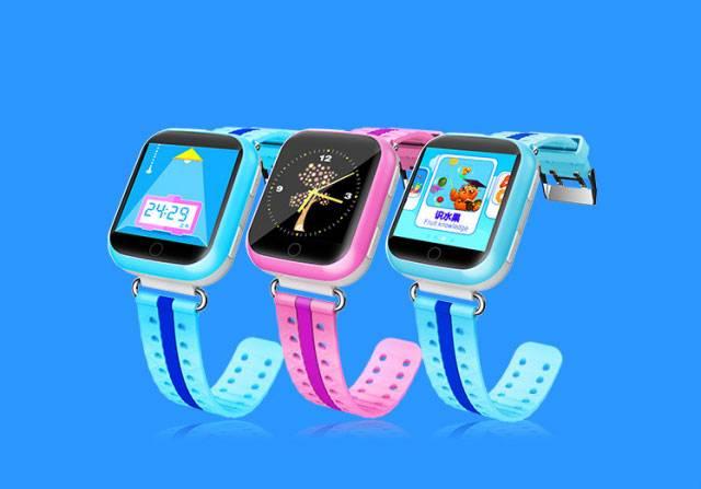 купить Смарт часы Uwatch Q 100 orange цены, скидки, распродажи в интернет-магазине fishki.ua