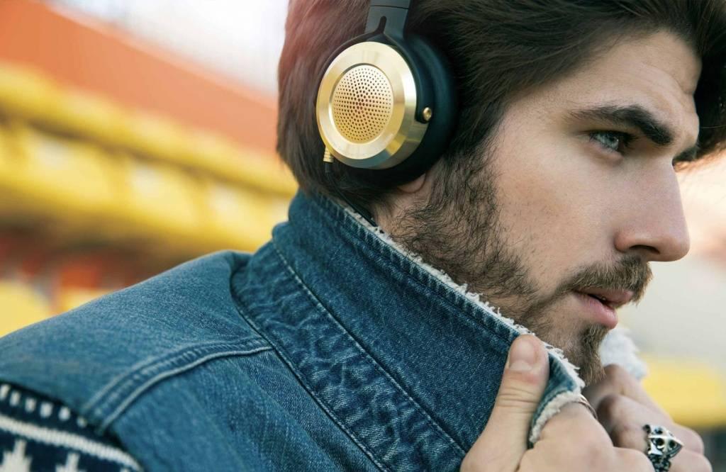 купить наушники Xiaomi Mi Headphones New black gold цены, скидки, распродажи в интернет-магазине fishki.ua