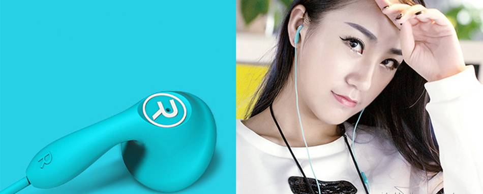 купить наушники Remax RM-301 Earphone Black цены, скидки, распродажи в интернет-магазине fishki.ua