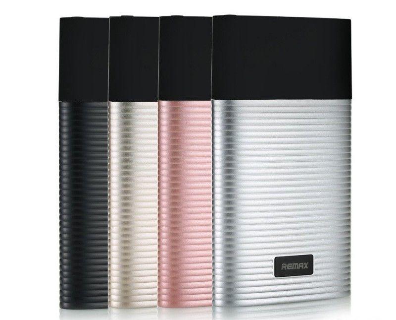 купить портативную батарею Remax Power Bank Perfume Series RPP-27 10000 mah silver цены, скидки, распродажи в интернет-магазине fishki.ua