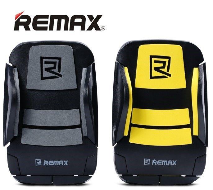 Купить Автодержатель Remax RM-C08 Phone Holder for Bicycle Black/Grey цены, скидки, распродажи в интернет-магазине fishki.ua