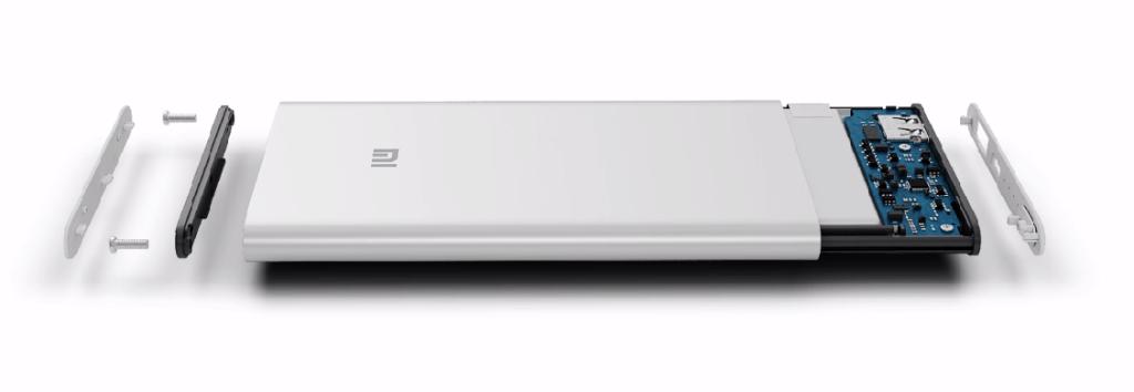 купить Xiaomi Mi Power Bank 5000mAh цены, скидки, распродажи в интернет-магазине fishki.ua