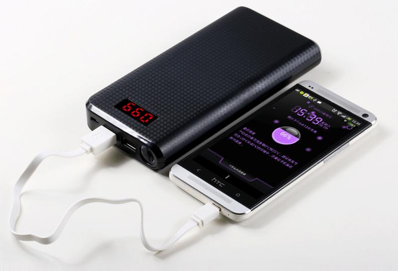 Купить Портативную батаре Remax Power Bank Power Box Series 20000 mAh Black цены, скидки, распродажи в интернет-магазине fishki.ua