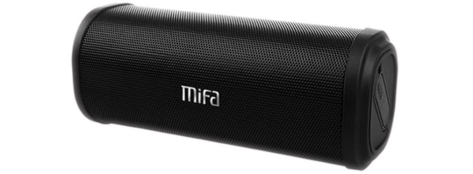 купить портативная акустика Mifa F5 Outdoor Bluetooth Speaker Black цены, скидки, распродажи в интернет-магазине fishki.ua