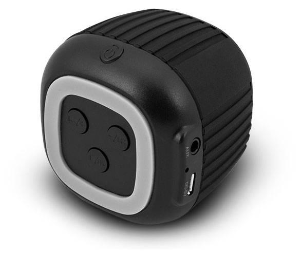купить портативную акустику ColorWay Micro Beat CW-BT24BK black цены, скидки, распродажи в интернет-магазине fishki.ua