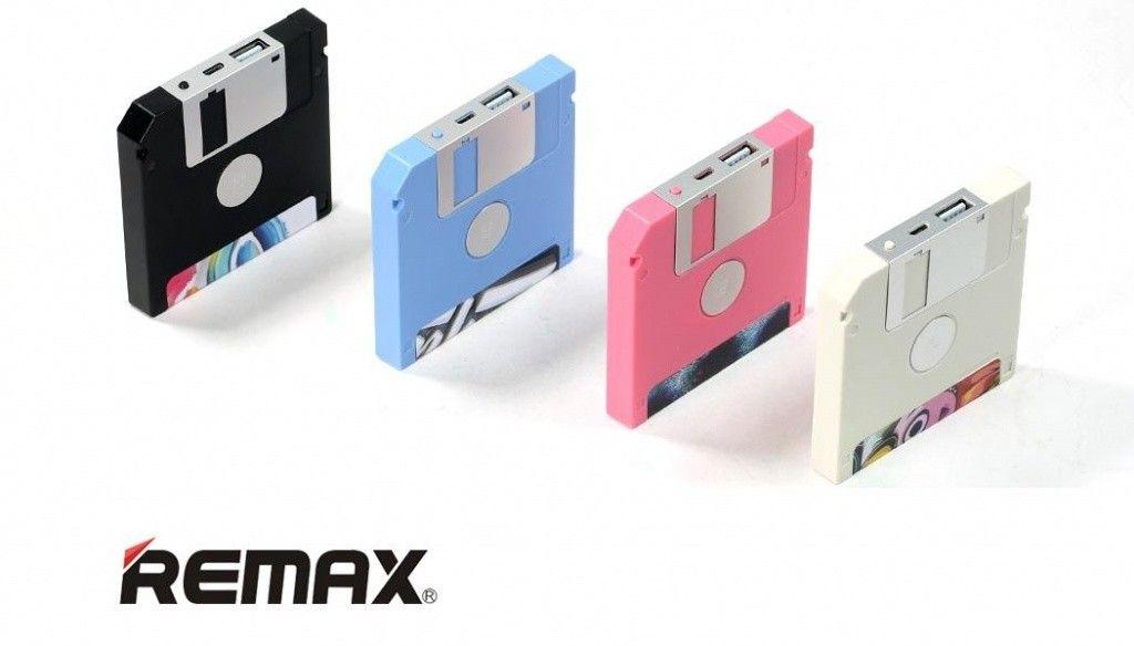 купить портативную батарею Remax Power Bank Disk RPP-17 5000 mAh black цены, скидки, распродажи в интернет-магазине fishki.ua