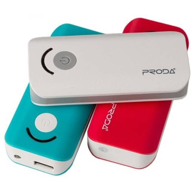 купить портативную батарею Remax Power Bank Jane mAh 6000 white цены, скидки, распродажи в интернет-магазине fishki.ua
