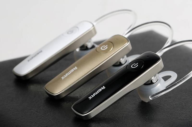 Купить Гарнитуру беспроводную Remax Bluetooth Earphone RB-T8 Black цены, скидки, распродажи в интернет-магазине fishki.ua