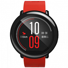 Amazfit Pace Sport SmartWatch Red