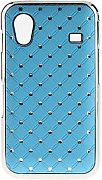 Чехол-накладка Mobiking Diamond Cover для Samsung G920 (S6) Light Blue