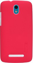 Nillkin Super Frosted Shield HTC Desire 500 Red