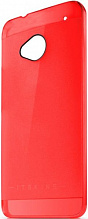 itSkins Ghost cover case для HTC One/One Dual Sim red