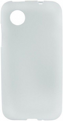 Чехол-накладка Mobiking Silicon Case для Samsung G313 White