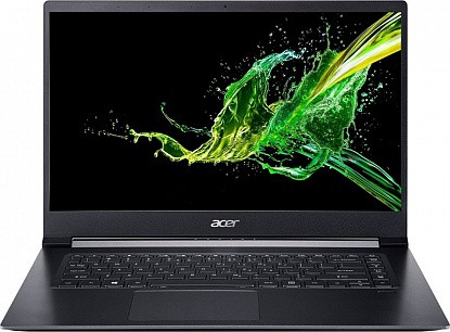 Ноутбук Acer Aspire 7 A715-73G (NH.Q52EU.005) Black - Фото №1