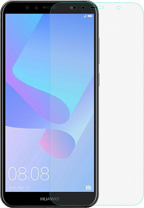 Защитное стекло TOTO Hardness Tempered Glass 0.33mm 2.5D 9H Huawei Y6 Prime 2018 фото