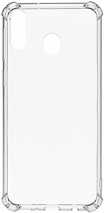 Чехол-накладка TOTO Shockproof TPU 1mm Case Samsung Galaxy M20 Transparent