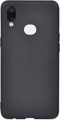Чехол-накладка TOTO 1mm Matt TPU Case Samsung Galaxy A10s Black