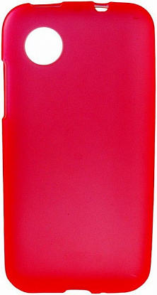 Чехол-накладка Mobiking Silicon Case для Nokia X2 New Red