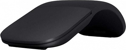 Мышь Microsoft Arc Mouse Bluetooth Black (ELG-00013) - Фото №1