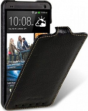 Melkco Jacka Leather case для HTC One black