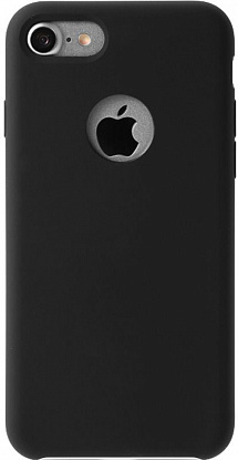 Чехол-накладка Remax Kellen Series Case Apple iPhone 7 Black фото