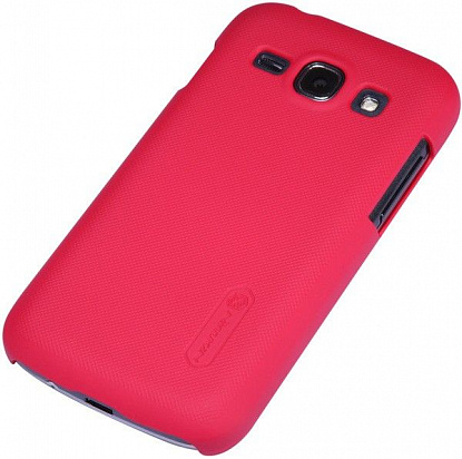 Чехол-накладка Nillkin Frosted Shield Case Samsung S7270/7272/7275 Red - Фото №4
