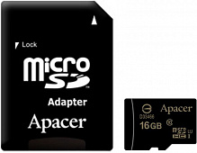 Apacer microSDHC/SDXC class 10 UHS-1 SD adapter 16Gb