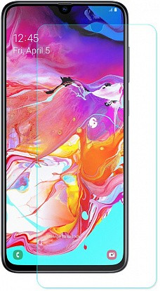 Защитное стекло Mocolo 2.5D 0.33mm Tempered Glass Samsung Galaxy A70 - Фото №1