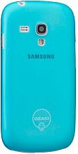 Ozaki O!Coat 0.4 Jelly для Samsung Galaxy S III mini i8190 Blue