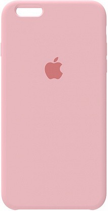 Чехол-накладка TOTO Silicone Case Apple iPhone 6 Plus/6s Plus Rose Pink
