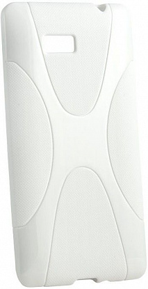 Чехол-накладка New Line X-series Case для Nokia XL White