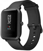 Amazfit Bip Lite Youth Smart Watch Black