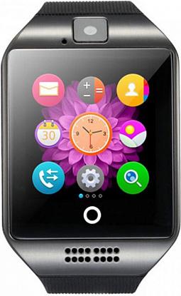 3e898cf7 Смарт-часы UWatch Q18 Black〛‖ Купить умные часы (smart watch UWatch ...