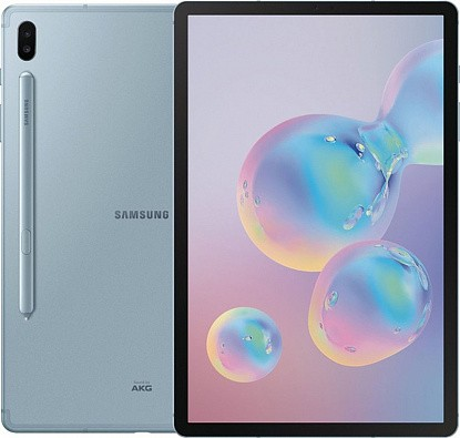 Планшет Samsung Galaxy Tab S6 10.5 T865 6/128GB LTE (SM-T865NZBA) Cloud Blue - №1