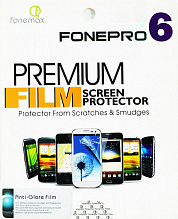Fonemax Premium Screen Samsung Galaxy S4 clear