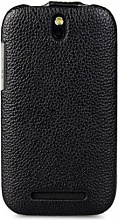 Melkco Leather Case Jacka для HTC Desire S Black
