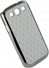 Mobiking Diamond Cover для Samsung A300 (A3) White