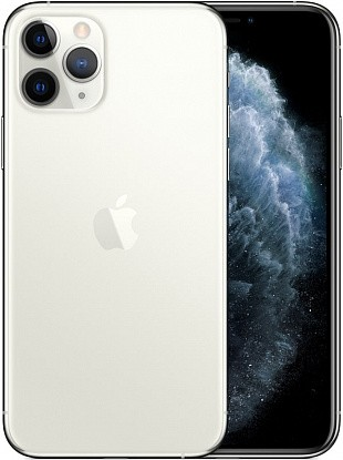 Смартфон Apple iPhone 11 Pro 256GB Silver - №1
