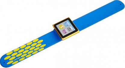 Ремешок Ozaki iCoat Watch+ для iPod nano 6G Blue