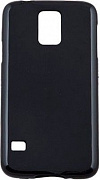 Чехол-накладка Drobak Elastic PU для Samsung Galaxy S5 G900 Black - Фото №1