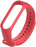 Ремешок UWatch Replacement Silicone Band For Xiaomi Mi Band 3/4 Red