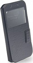 "Mobiking book Soft Touch 4,5"" Black"