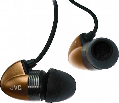 Наушники JVC HA-FX300T Brown