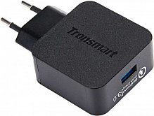 Tronsmart WC1T Quick Charge 3.0 Wall Charger + Type-C Cable Black