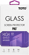 Защитное стекло TOTO Hardness Tempered Glass 0.33mm 2.5D 9H Microsoft Lumia 430 DS - Фото №1